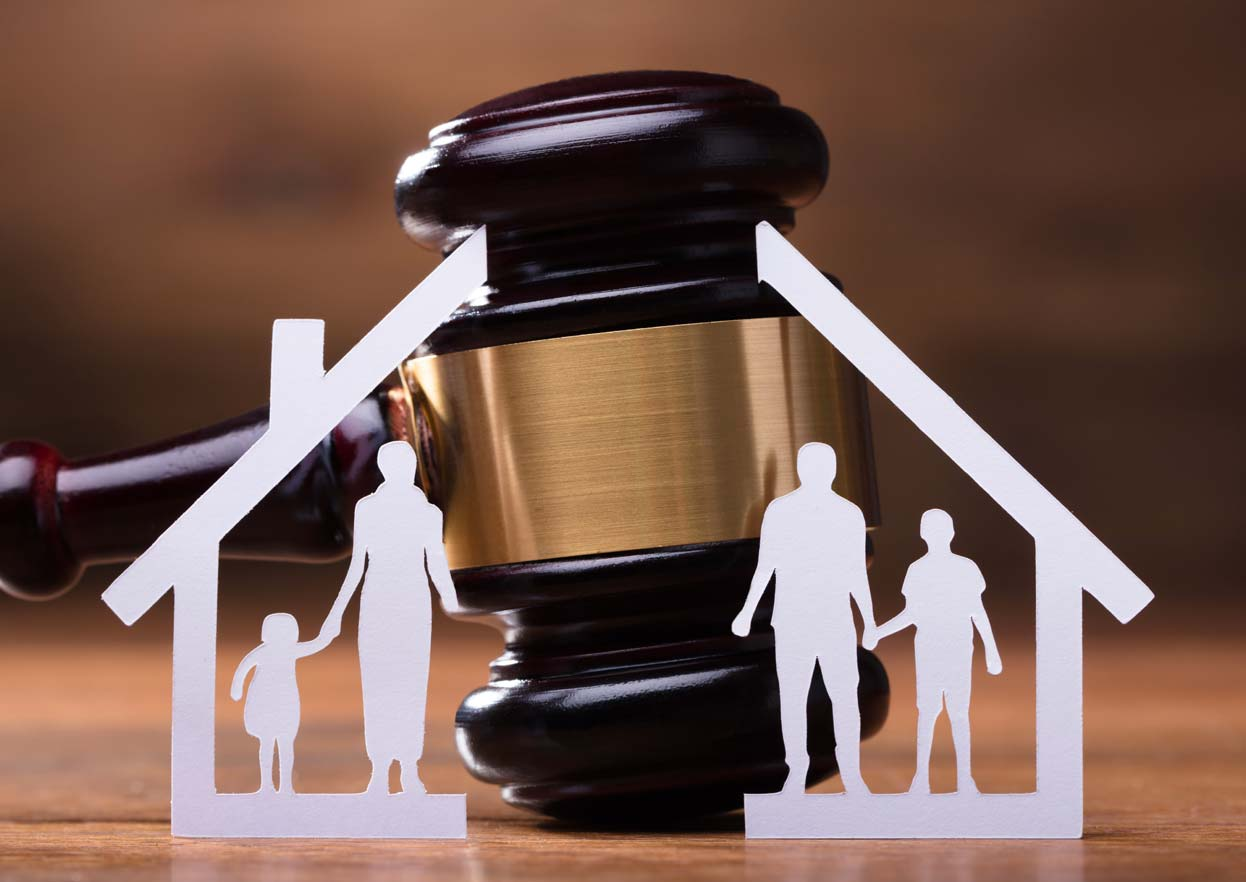Types Of Family Disputes That Require The Help Of A Family Lawyer