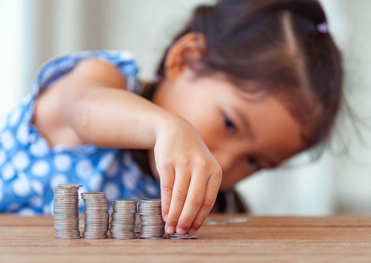 Child Support: Rich House, Poor House
